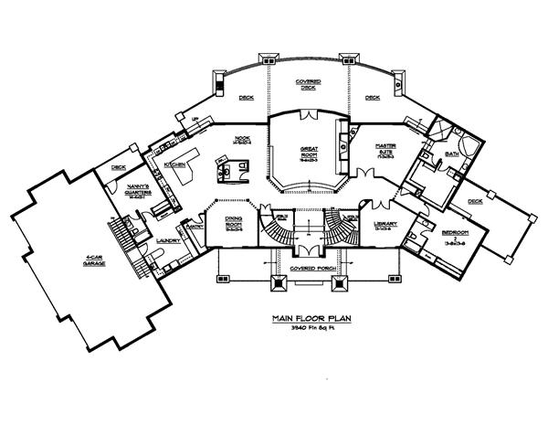 Burr ridge oak brook hinsdale clarendon hills willowbrook New luxury house plans